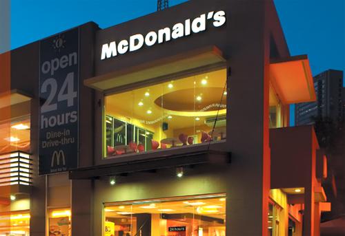 McDonald's Davao Branches