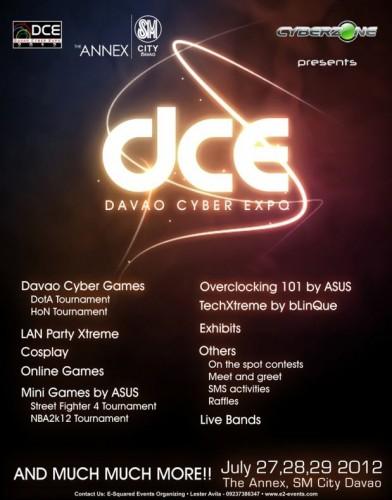 davao cybe expo 2012