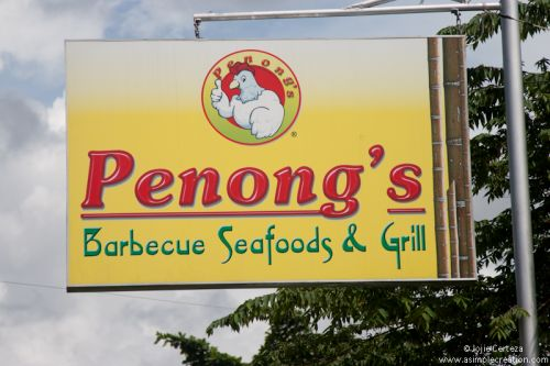 davao city penong's barbecue seafoods and grill
