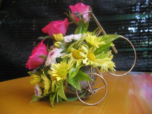 Flower arrangement service from heide's bulaklak at iba pa - for all occasions