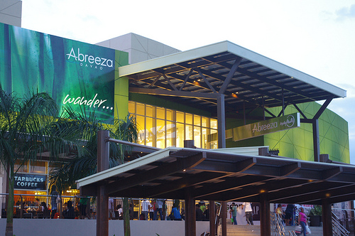 Abreeza mall davao city