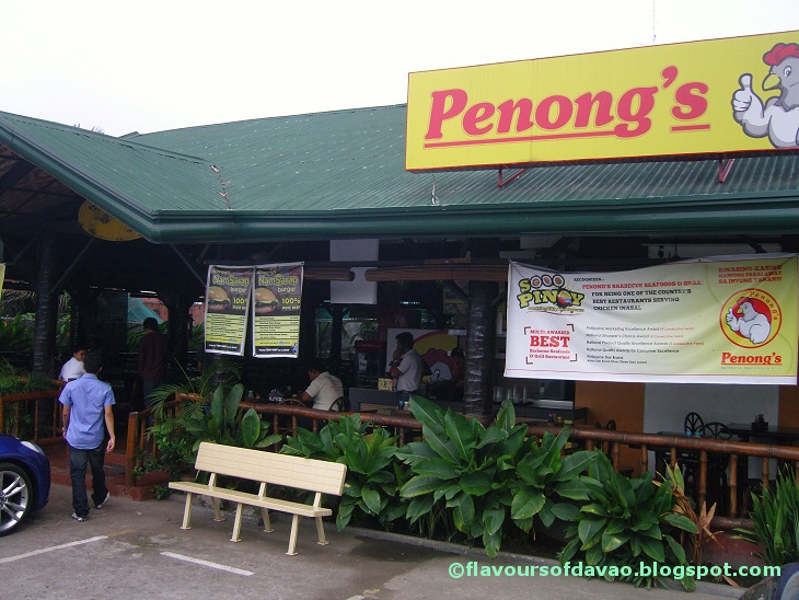 penong's barbecue and grill house, davao city