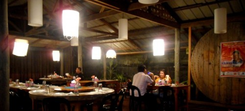 belito's vineyard - davao city restaurant