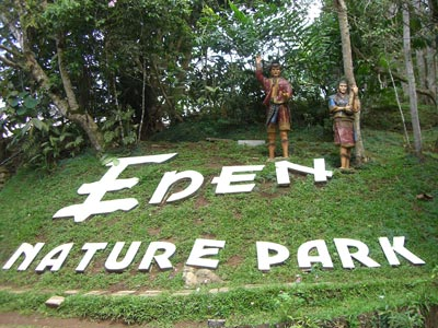 eden nature park, davao city