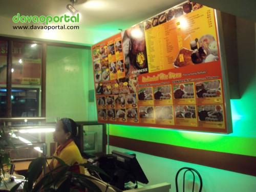 patok sa manok - bonifacio street davao city