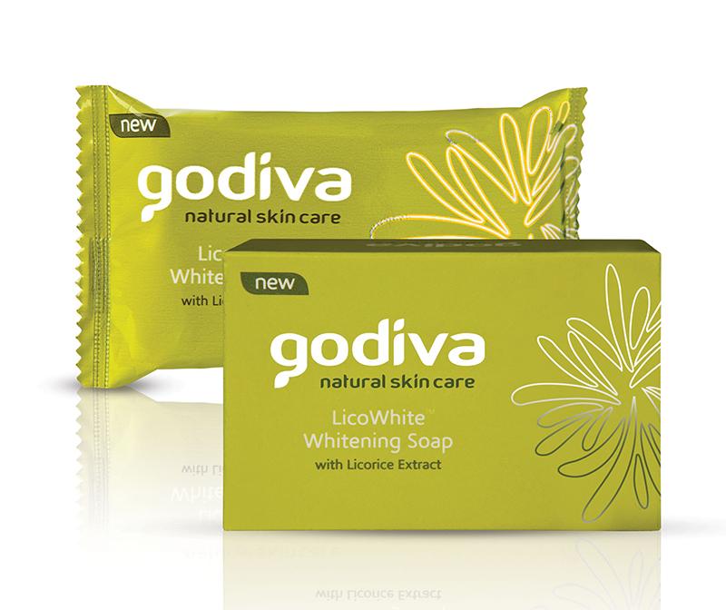 Godiva LicoWhite Whitening Soap