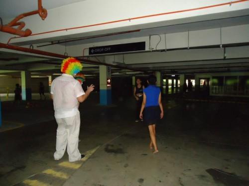havoc fun run activity at abreeza mall in davao city
