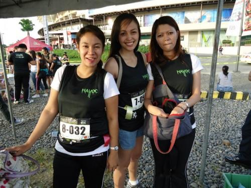 havoc fun run in davao city