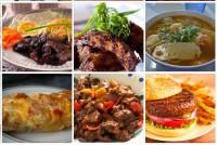 menu selections at barrio bistro duterte st davao city