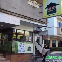 Barrio Bistro at Duterte Street, Davao City
