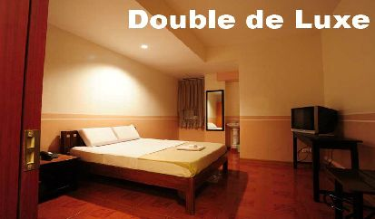 double de luxe room rate - my hotel davao