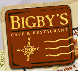 bigby's cafe and restaurant davao branches