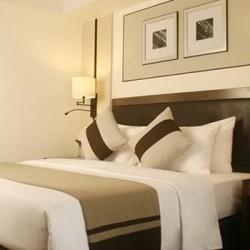 seda abreeza de luxe room - davao city