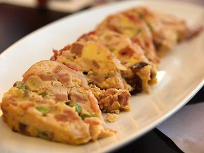 the golden rolls - Alor's restaurant davao city