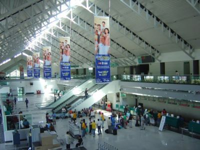 Davao International Airport Interior