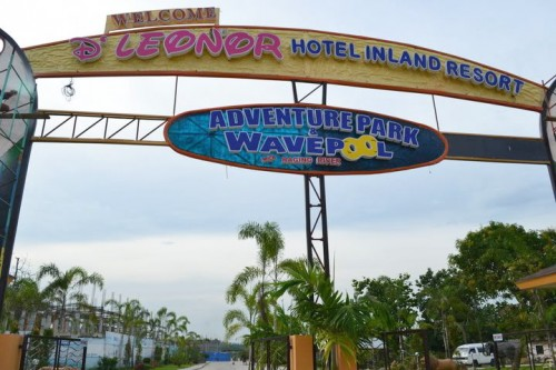 d leonor hotel, inland resort, and adventure park davao city