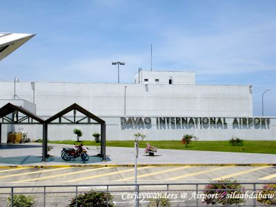 davao city airport