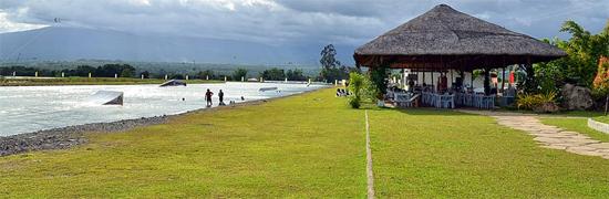 deca wakeboard facility in davao city