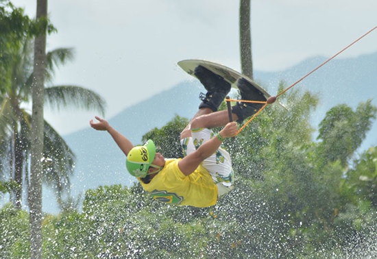 deca wakeboard park davao city