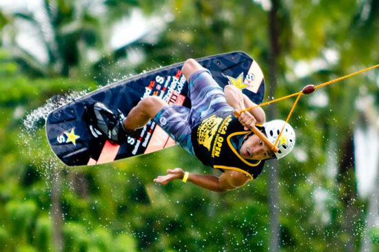 deca wakeboard park in davao city