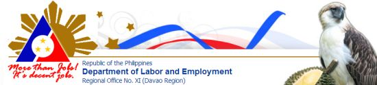 department of labor and employment davao office