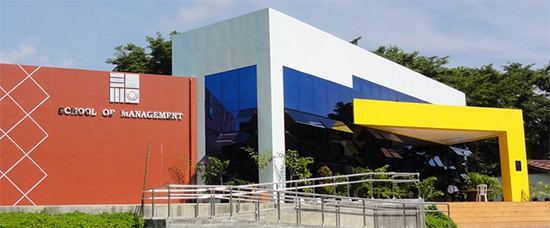 university of the philippines in mindanao school of management building