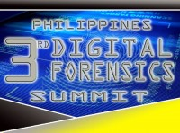 3rd PHILIPPINES DIGITAL FORENSICS & WIRELESS SECURITY SUMMIT – DAVAO CITY