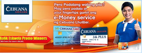 Cebuana Lhuillier Davao Branches