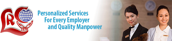 LRC Manpower Services International, Davao City Branch