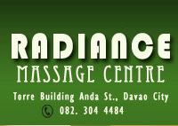 Radiance Massage Centre Davao