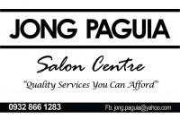 JONG PAGUIA Salon Centre