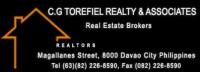 Davao C.G Torefiel Realty & Associates