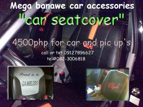 mega banawe car accessories - Davao Portal