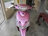 Sold mio 2011 model