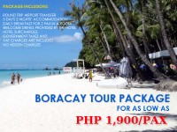 Affordable Boracay Tour Package – Way Philippines