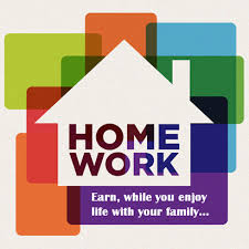 THE BEST WORK AT HOME. ONLINE JOB