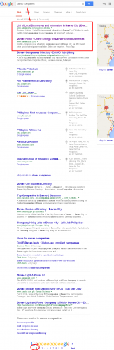 davao companies Google Search