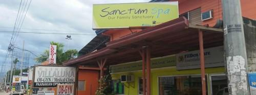 SANCTUM SPA, Ulas, Davao City