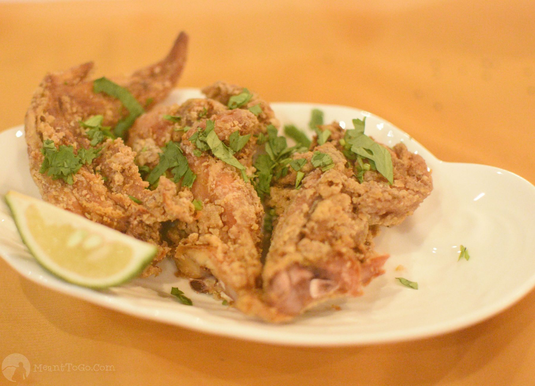 Masala Chicken Wings at The 5S Box Indian Restaurant in Davao City