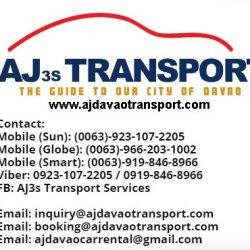 AJ3s Transport Services