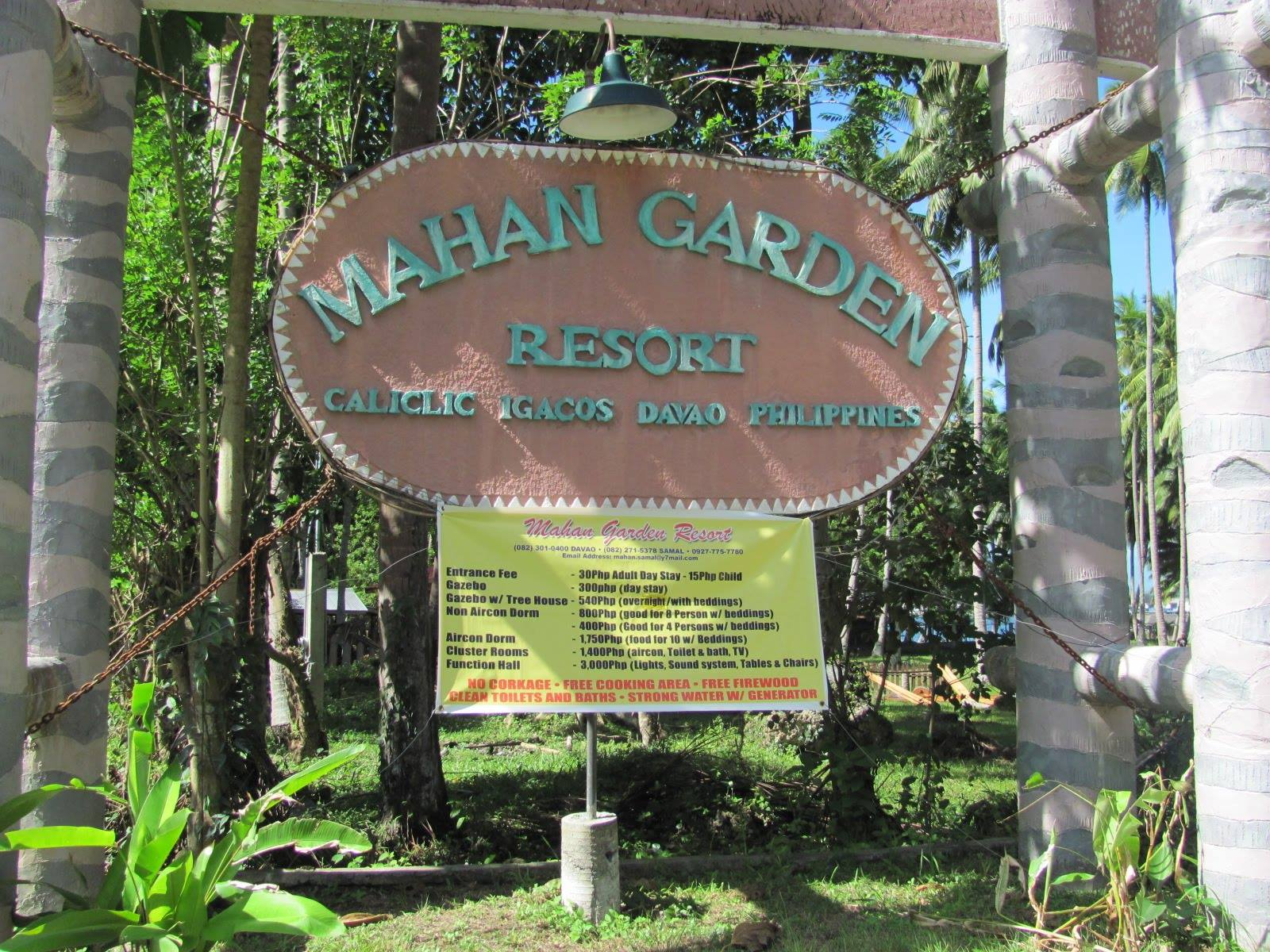 Mahan Garden Resort 1 profile