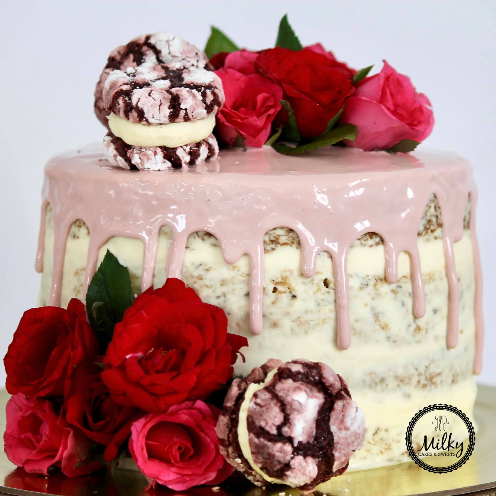 Milky Cakes and Sweets 4
