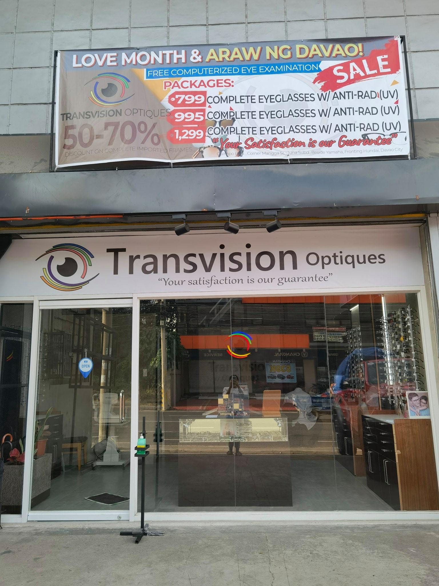 Transvision Optiques 3