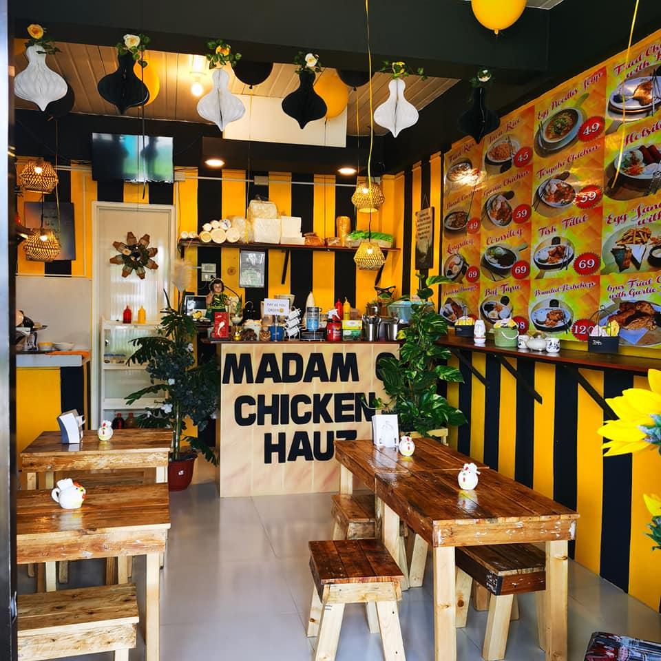 Madam G chicken Hauz 3